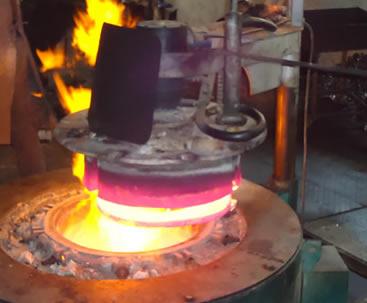 江苏客户定制的气体渗碳炉