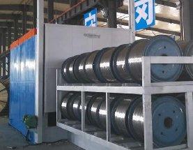 新疆博洋线缆铝合金时效炉